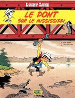Couverture Le Pont sur le Mississipi - Lucky Luke, tome 63