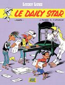 Couverture Le Daily Star - Lucky Luke, tome 53