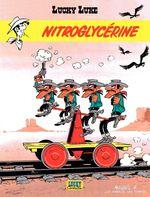 Couverture Nitroglycérine - Lucky Luke, tome 57