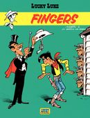 Couverture Fingers - Lucky Luke, tome 52