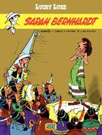 Couverture Sarah Bernhardt - Lucky Luke, tome 50