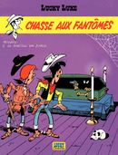 Couverture Chasse aux fantômes - Lucky Luke, tome 61