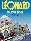 Couverture Tour de génie - Léonard, tome 44