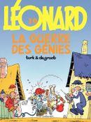 Couverture La Guerre des génies - Léonard, tome 10
