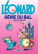 Couverture Génie du bal - Léonard, tome 11