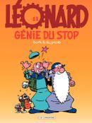 Couverture Génie du stop - Léonard, tome 41