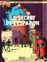 Couverture Le Secret de l'Espadon (2/3) - Blake et Mortimer, tome 2
