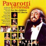 Pochette Pavarotti & Friends for the Children of Liberia (Live)