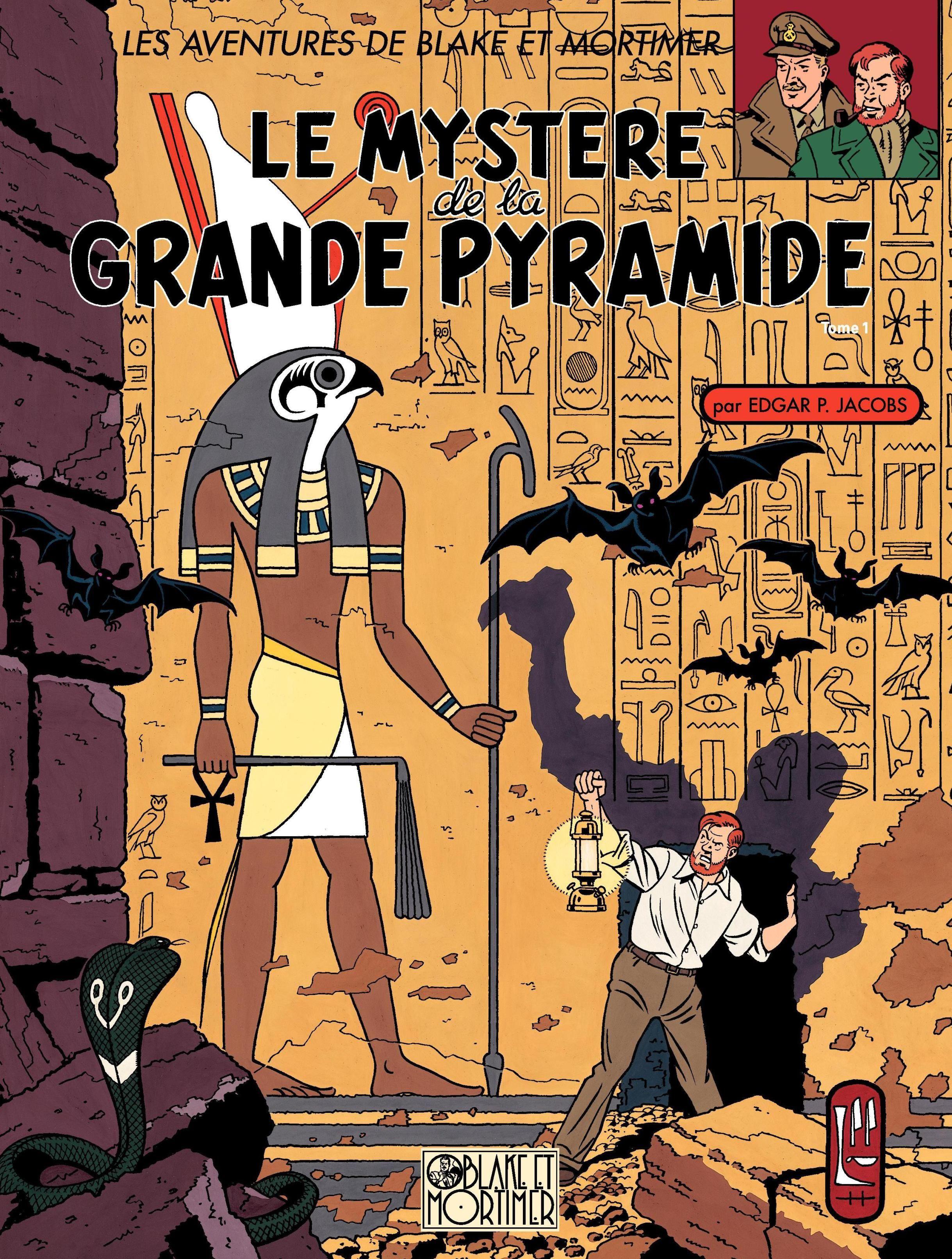 Le Mystère de la Grande Pyramide 1