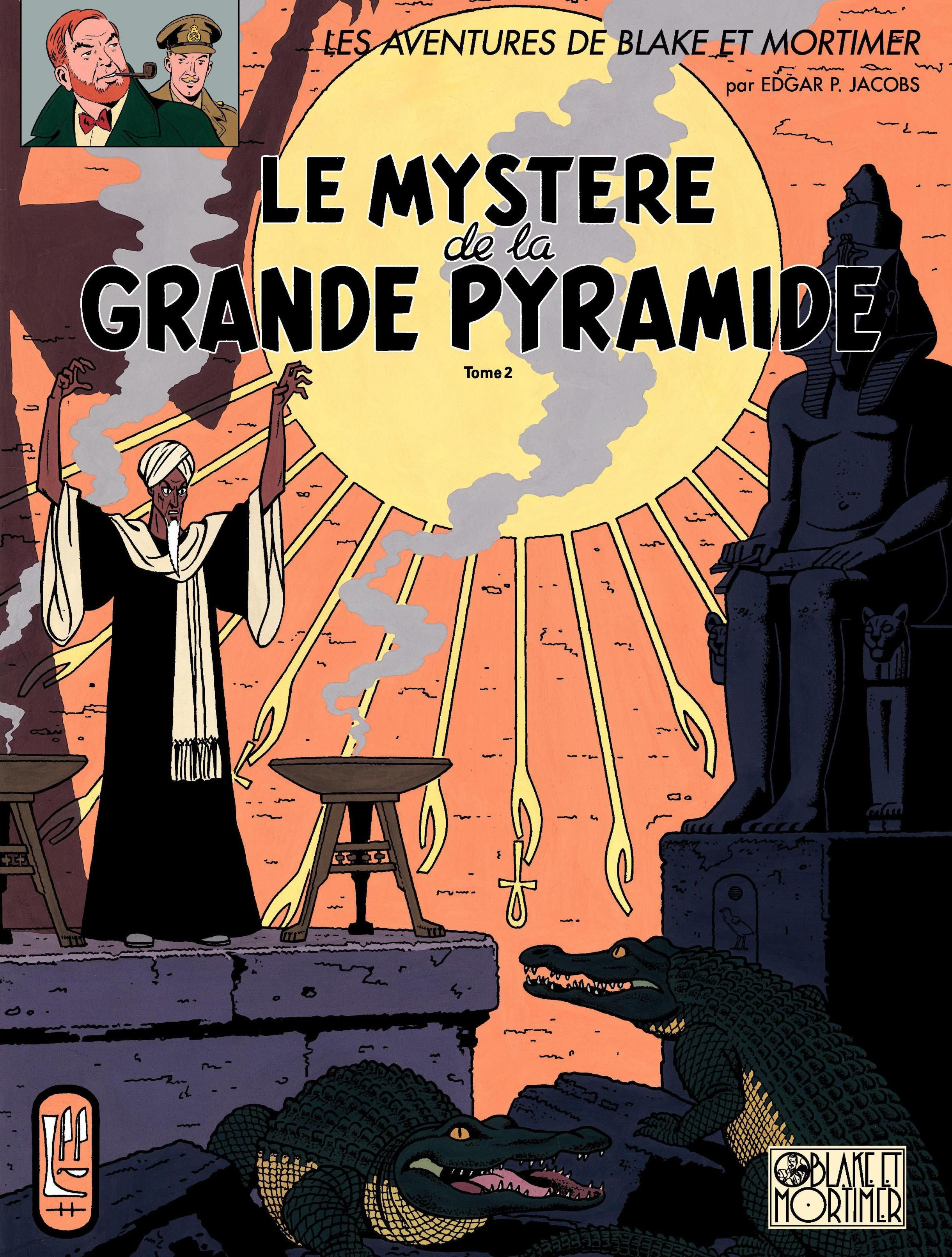 Le Mystère de la Grande Pyramide 2