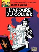 Couverture L'Affaire du collier - Blake et Mortimer, tome 10