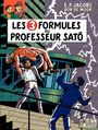 Couverture Les 3 Formules du professeur Satō (2/2) - Blake et Mortimer, tome 12