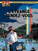 Couverture L'Étrange Rendez-vous - Blake et Mortimer, tome 15