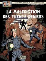 Couverture La Malédiction des 30 deniers (2/2) - Blake et Mortimer, tome 20