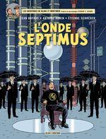 Couverture L'Onde Septimus - Blake et Mortimer, tome 22