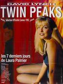 Affiche Twin Peaks - Les 7 derniers jours de Laura Palmer