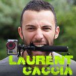 Affiche Laurent Caccia Vlog