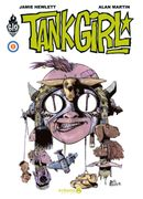 Couverture Tank Girl, tome 2