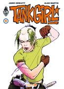 Couverture Tank Girl, tome 3