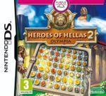 Jaquette Heroes of Hellas 2: Olympia