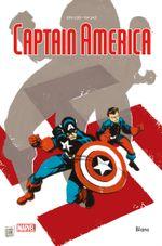Couverture Captain America : Blanc