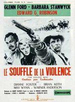 Affiche Le Souffle de la violence