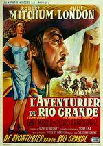 Affiche L'Aventurier du Rio Grande