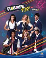 Affiche Rebelde Rio
