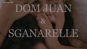 Affiche Dom Juan et Sganarelle