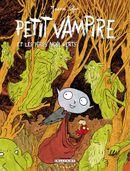 Couverture Petit Vampire et les pères Noël verts - Petit Vampire, tome 6