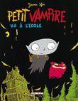 Couverture Petit Vampire va à l'école - Petit Vampire, tome 1