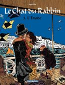 Couverture L'Exode - Le Chat du rabbin, tome 3