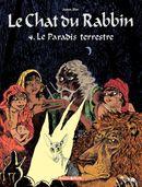 Couverture Le Paradis terrestre - Le Chat du rabbin, tome 4
