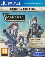 Jaquette Valkyria Chronicles Remaster