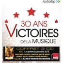 Pochette 30 Ans Victoires de la Musique