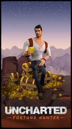 Jaquette Uncharted: Fortune Hunter