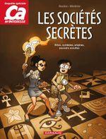 Couverture Ça m'intéresse - Tome 3 - Les Sociétés secrètes