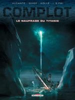 Couverture Complot Tome 04