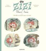 Couverture Zizi chauve-souris - Tome 2 - 700 000 aventures par seconde
