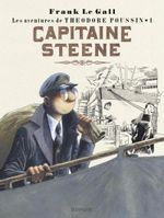 Couverture Théodore Poussin - Tome 1 - Capitaine Steene