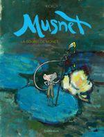Couverture Musnet - Tome 1 - La Souris de Monet
