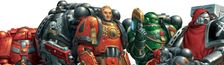 Cover Space Marines !!!