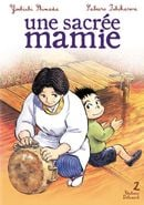 Couverture Une sacrée mamie, tome 2
