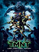 Affiche TMNT : Les Tortues ninja