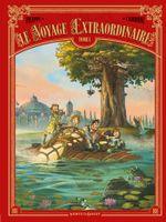 Couverture Le Voyage extraordinaire, tome 1