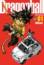Couverture Dragon Ball (Perfect Edition),  tome 1