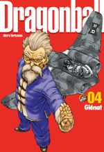 Couverture Dragon Ball (Perfect Edition), tome 4
