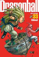 Couverture Dragon Ball (Perfect Edition), tome 33