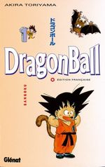 Couverture Sangoku - Dragon Ball, tome 1