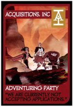Affiche Acquisitions Incorporated